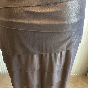 Laundry By Shelli Segal Dresses - Laundry Metallic Gold and Bronze Cocktail Dress
